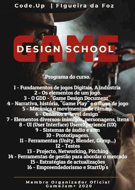 Code.Up - Escola de Programação, Robótica e Design de Jogos Digitais